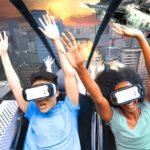 les montagnes russes virtuelles